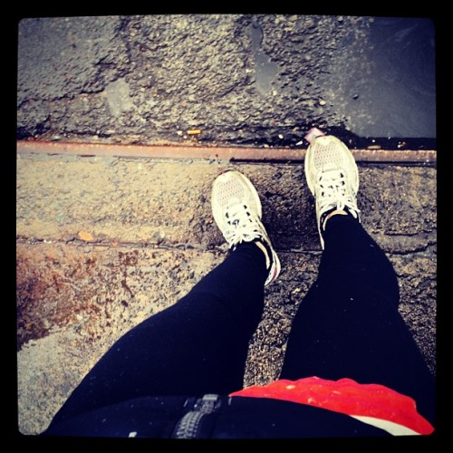 Bring it on, snow!! #runintheelements / on Instagram http://instagr.am/p/VeLSOfLnHD/