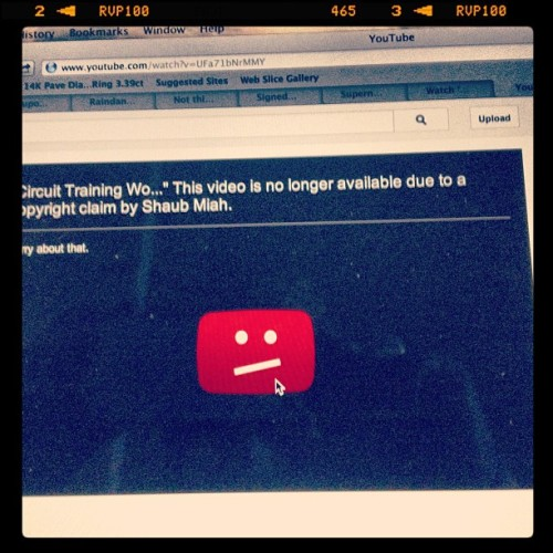 Anyone #mess with your #shit on #youtube get them for #copy #right #infringement #USN I #warned you! But you #never #listened!