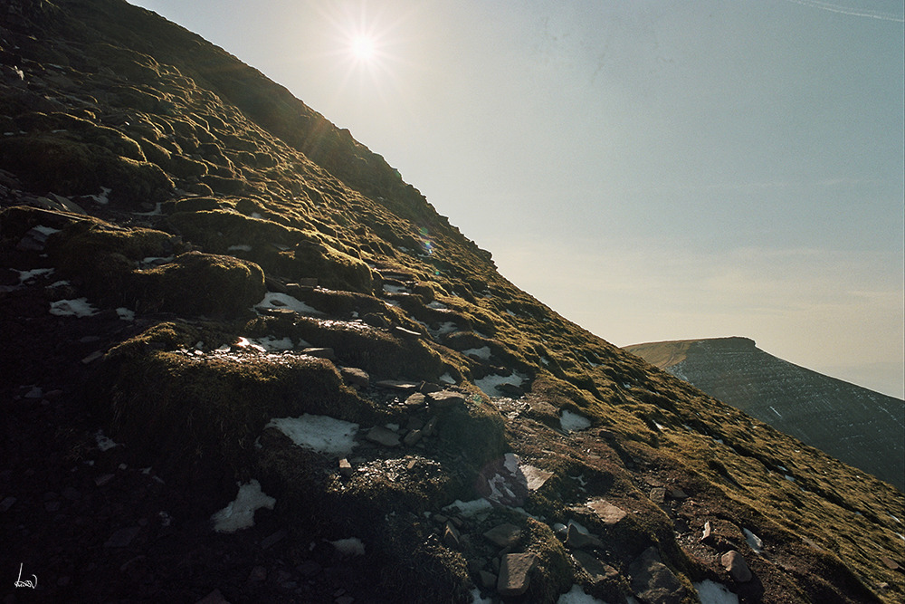 #13 Brecon Beacons - 35mm: Kodak Portra 160