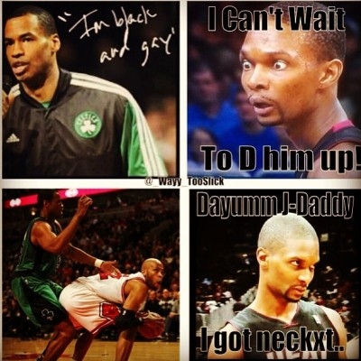 BOSH!!!!!!!  #bosh #JasonCollins #Nba #Heat #miami #lmao #lol #toofunny #RIP #wtf  (at Houston)