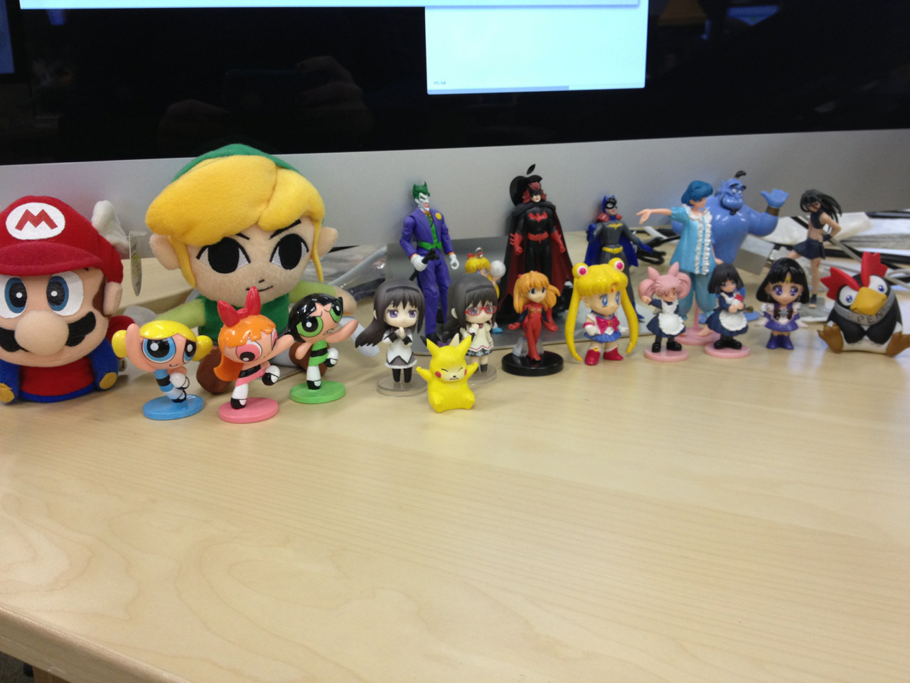 Desk toys make me happy!