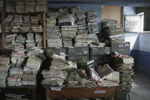 The Guatemalan Police Archives by Daniel Hernández-Salazar (via gwu.edu)