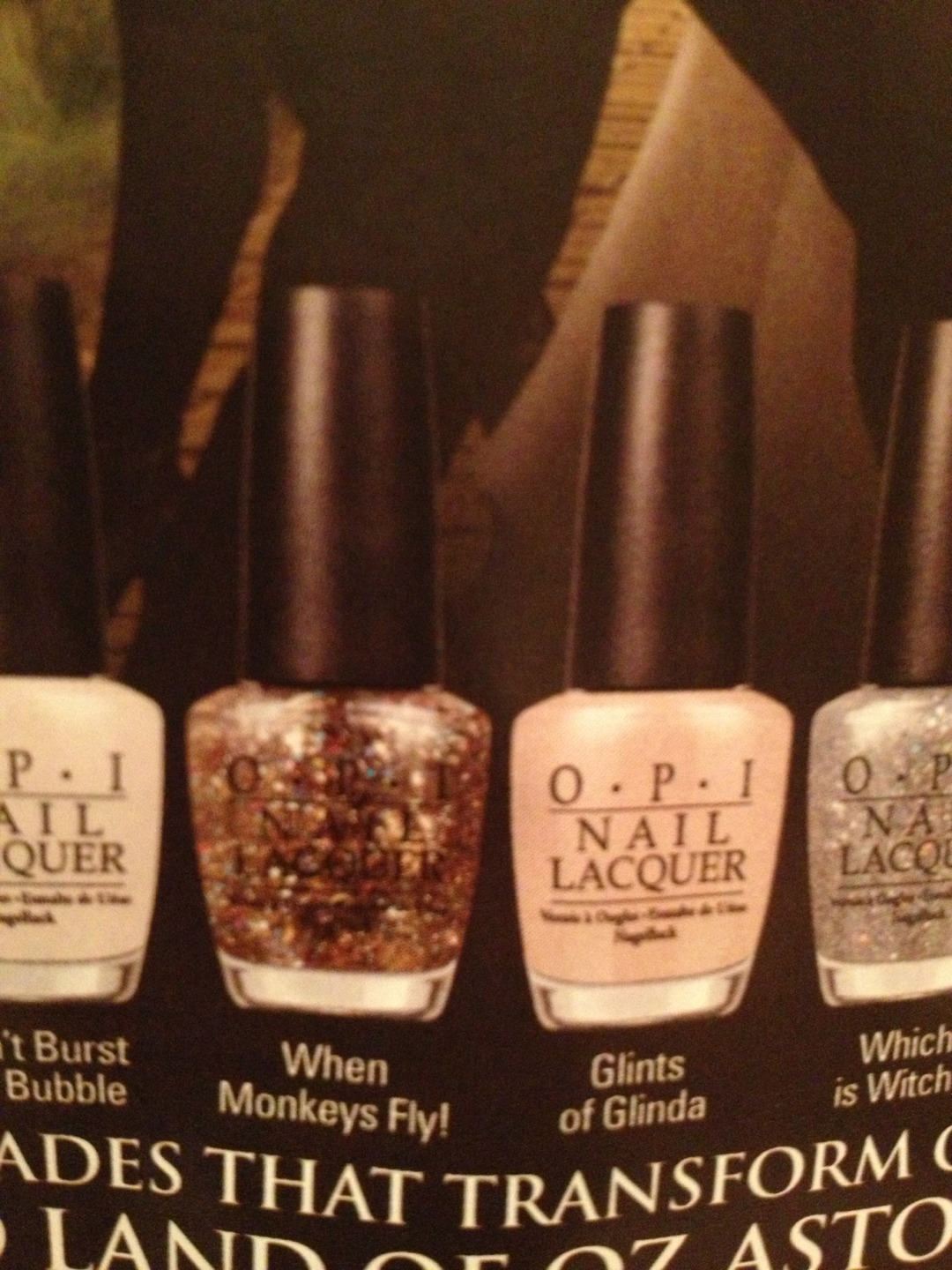 Oh no I need these nail polishes.