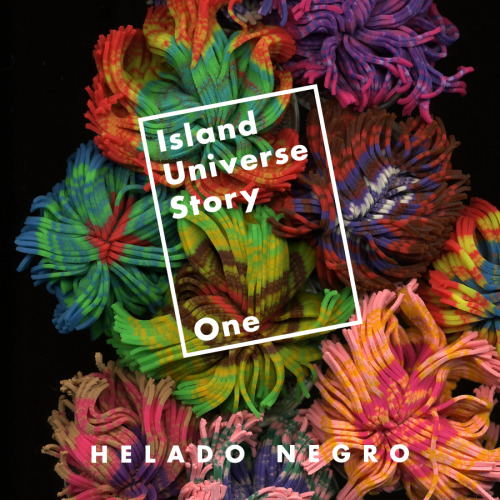 Helado Negro - Island Universe Story One Returning for a brief respite from his offworld and cross-universe exploration, Roberto Carlos Lange has brought something more agressive but no less beautiful back to his recordings. The music still floats through your memories like his older Helado Negro recordings, but this time it's a bit loopier. The rough edges haven't been buffed out this time, providing a staticky counterpoint to Lange's smooth Spanish half-whispers.