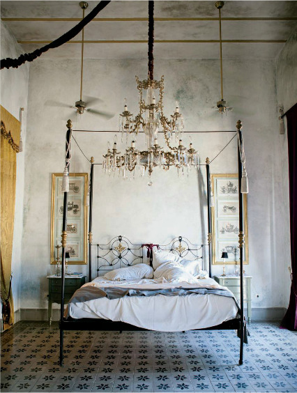 historichomes:  bedroom ideas, mexico, coqui coqui, tulum