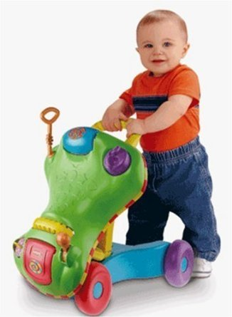 Tips and Tricks Tuesdays- Is your push toy running away from your kiddo? #walking #pediPT #pediatricsView Post