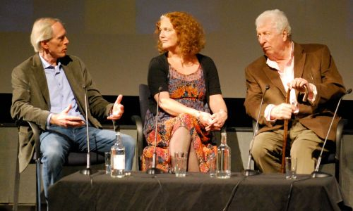 Doctor Who legends Tom Baker and Louise Jameson at the BFI Pictured above: producer Philip Hinchcliffe with actors Louise Jameson and Tom Baker, who, of course, played companion Leela and the fourth Doctor. Also in attendance, however, were Anneke Wills (1960s companion Polly), and Brian and Sadie Miller, husband and daughter of Elisabeth Sladen, who died almost exactly two years ago. Before her latterday success with The Sarah Jane Adventures, Sladen was a key figure in the Tom Baker period and, as a tribute, a clip was played of her in buoyant form at a BFI event from 2010. Read more at Radio Times