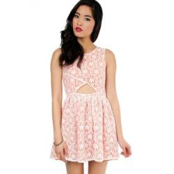 Mink Pink Fanciful Dress