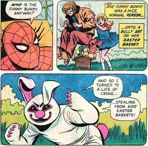 samhumphries:  Happy Easter?