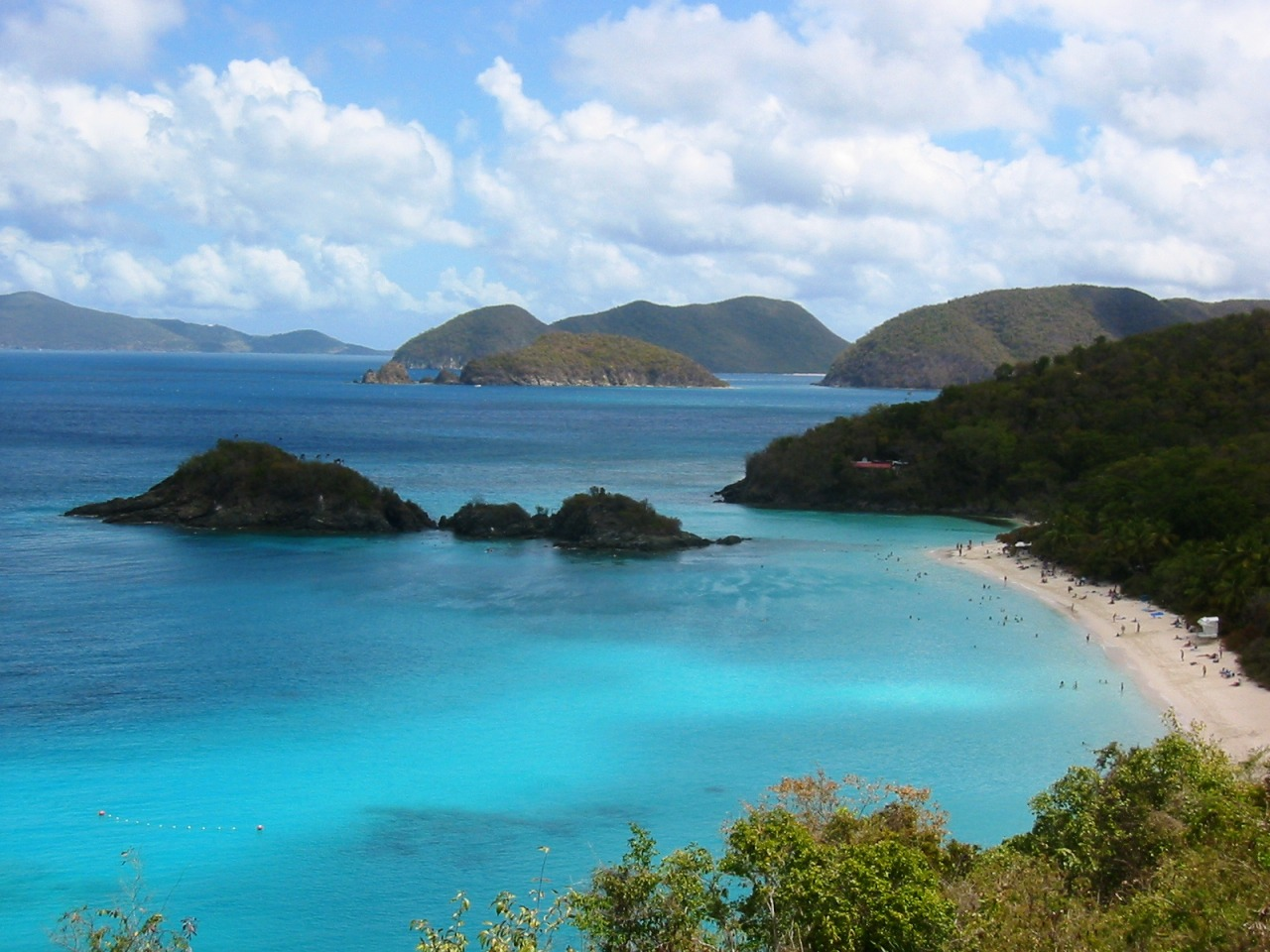 Trunk Bay, St. John