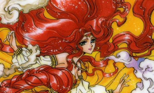 Tatra Magic Knight Rayearth CLAMP princess by title animanga magical powers