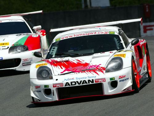 that911:  too cool Source: RA64FREDDY  Toyota MR-S Super GT.  No amount of words can tell you how epic this car is.