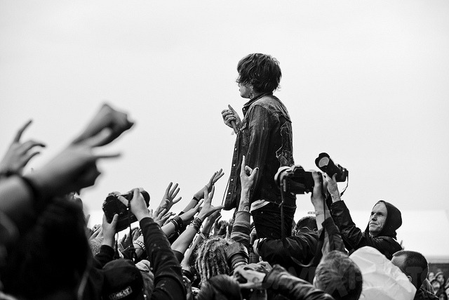 experiencethenightmare:  Oliver Sykes | Bring Me The Horizon