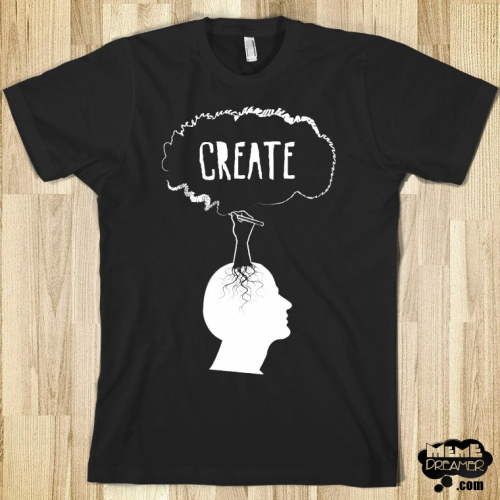 Dream. Create. Inspire. http://www.memedreamer.com/gallery/create-tree/