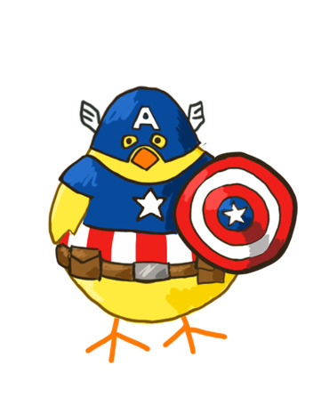 Avengers Chicks by Cheto See.