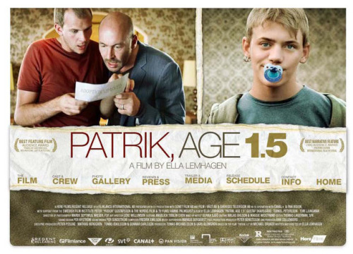 Movies Seen in 2013 | #68 | Patrik, Age 1.5 (2008)