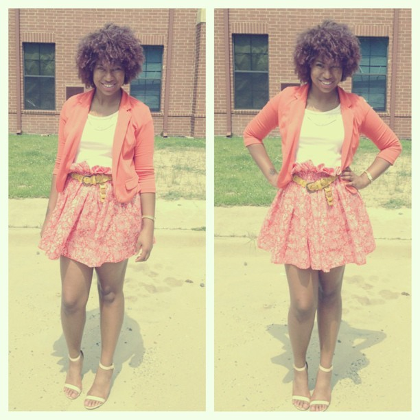 SU graduation. Skirt by @dnelson2 😘 #ootd #teamsu #fashion #style #stylist #womenswear