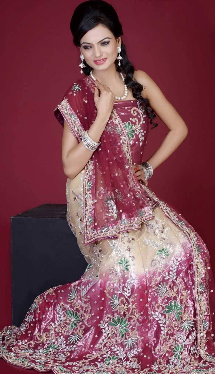 anarkali-Pakistani-Wedding- dresses