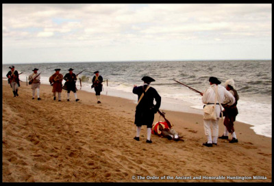 Revolutionary War Re-Enactments on Long Island http://bit.ly/184MyAt