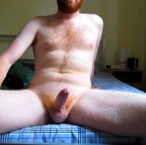 Ginger pubes of fire!