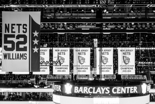 paulkatcher:  Barclays Center Rafters on Flickr.