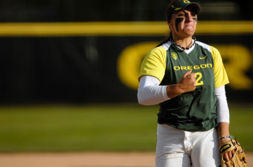 Oregon Softball: Eugene NCAA Regionals To Begin Thursday  by Grant Gurewitz You know the Ducks on the football field. You know the Ducks on the track. Even The Men's Basketball team went far on a national stage. But which team Oregon has caught my attention? The No. 3 Oregon Softball team has. They are set to host a NCAA Regional for the second consecutive year, after making it last year all the way to the College World Series. Starting Thursday some of the best teams in the nation will take to the diamond at Howe Field to create a special environment. I started this post with a mention of some of the more recognizable teams at Oregon, but what makes Eugene a special place to be a sports fan is the unwavering support all the teams receive. This is especially gratifying to me as someone who has worked hard as part of the Oregon Pit Crew – the Ducks student section – to create more awareness for all women's teams. This goal of packed crowds for volleyball, softball and acrobatics & tumbling is coming to fruition. To contain the crowds last year, temporary bleachers were erected beyond the left field fence to pack as many Duck-crazy fans into the park as possible—and that is exactly what happened. I was huddled around Ducks from various teams, students and other fans quick to yell out in support of this powerhouse team. They all came to cheer on a tremendous group of Ducks. Jessica Moore leads the way after being named the 2013 Pac-12 Pitcher of the Year for the conference champion Ducks. She is joined this year by five teammates who were also honored on the All-Pac-12 First Team. Howe Field is a special place for me to watch the game. Not only is the field kept beautiful – with a giant yellow 'O' in center field – it sits next to my favorite location on the University of Oregon campus. McArthur Court created one of the largest home court advantages in the nation for Oregon Basketball and now, with Mac Court watching over, the same is happening next door as the softball team has begun a dynasty at Howe Field. A trip to Oklahoma City for the College World Series last season was a pleasant surprise, but this year the Ducks have their eyes set on a much bigger prize. It all gets started Thursday with the Eugene Regional and if the Ducks were to advance the Super Regional round would likely take place right back at Howe Field next weekend. To Start: Oregon hosts BYU Thursday at 6 p.m. at Howe Field. Tickets: $7 Adults, and $5 Students/Youth/Senior Citizens. UO Students are free for UO games with a valid student ID. Tickets available at GoDucks.com.Click here to follow @OregonPitCrew on Twitter