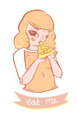 lizemeddings:  pizza babes are the most righteous babes