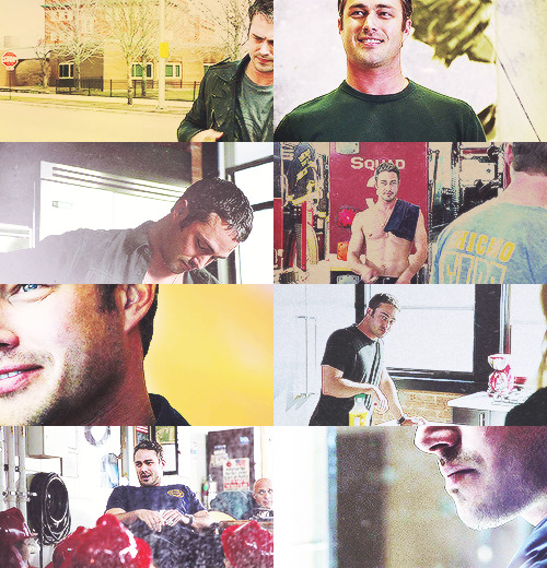 screencap meme: kelly severide + space (asked by angefinch)