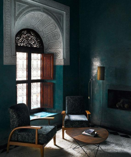 dujourmedia:  Inside Riad El Fenn, Marrakesh (photograph by Douglas Friedman) A closer look at Morocco's newest spaces.