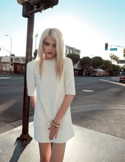 Sky Ferreira by Todd Cole for L'Official Netherlands