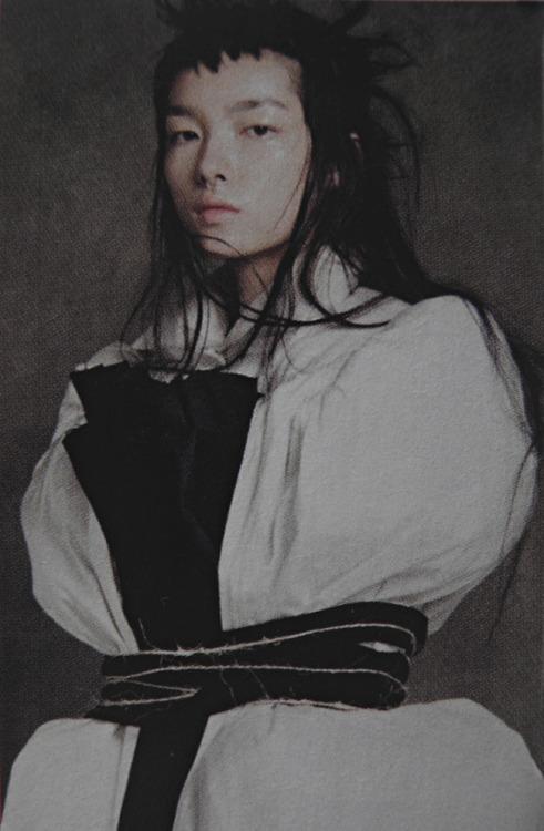 mraiugaogeid:  Yohji Yamamoto