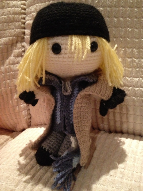 gamingurumi:  Snow Villiers Doll by ~Kamoku-Ai  UGHHH!!!! I HATE SNOW!!! But so freaking cute!!!!!!!!!!!!!!!!!!!!!!!!!!!!!!!!!!!!!!!!!!!!!!!