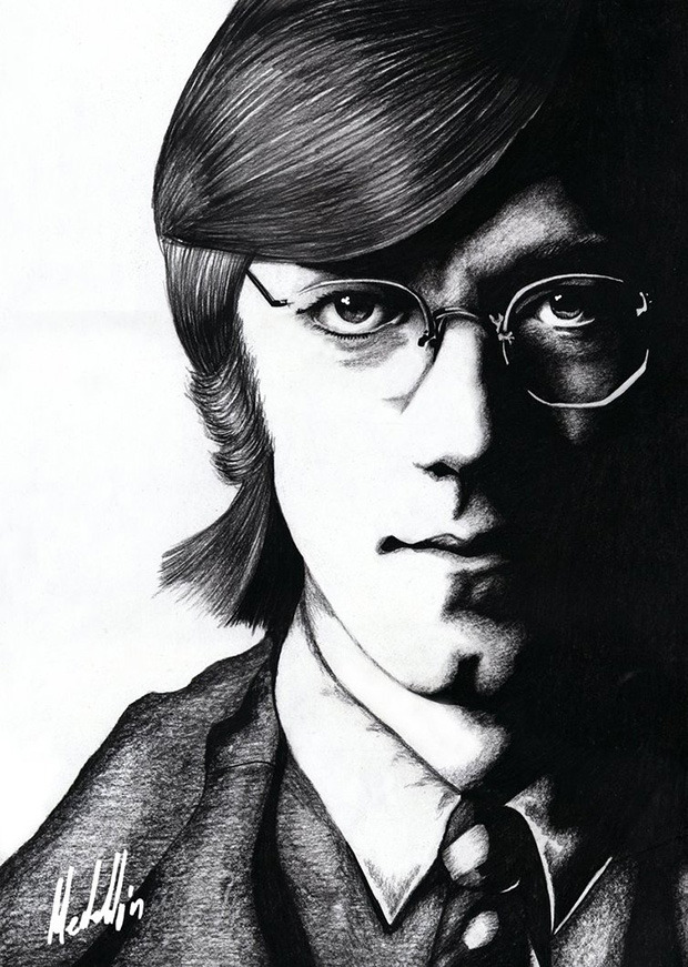 redesignrevolution:  Rest in peace, Ray. Honoring Ray Manzarek: 9 Beautiful Artist Renditions of The Doors