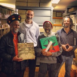 Today we had a visit from the RasTafari - The Majesty & The Movement UK committee. The photo above of committee members, with Paul Reid Director of Black Cultural Archives (second from left), was taken in the archive store at Black Cultural Archives. They are looking to link up with individuals or groups who have valuable information or experience to contribute to the capturing of the story of Ras Tafari  in the UK, contact rascostafari@aol.co.uk for more information.