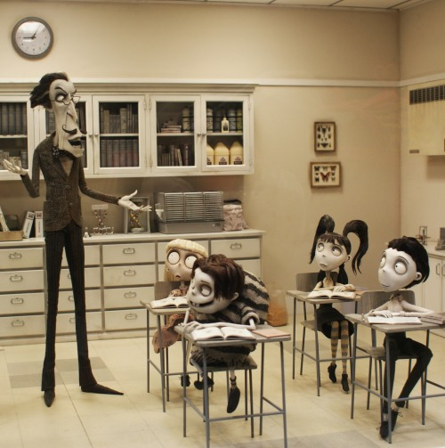 Frankenweenie | CLIP E FEATURETTE IN ITALIANO