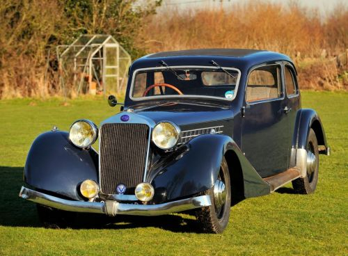 carsontheroad:  Delage 1936by CarsOnTheRoad  .