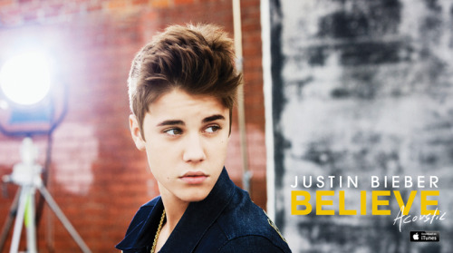 New Believe Acoustic promo. Pre-order the new acoustic album on iTunes by clicking here.