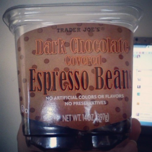 Tired. Perhaps I should try this! #Coffee #GoodBeans #Chocolate #Caffeine #Addiction