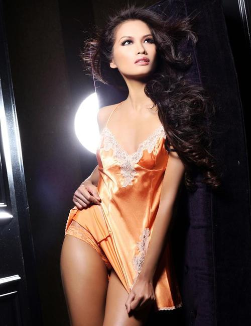 opmbmetropolis:   Miss Universe Philippines 2012, Janine Tugonon, is photographed by renowned fashion photographer Fadil Berisha. Tune in to the LIVE NBC Telecast from PH Live at 8:00 PM ET on December 19, 2012 to see who will win the title of MISS UNIVERSE® 2012.HO/Miss Universe Organization L.P., LLLP