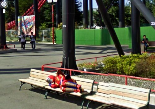 best-likes:  Check out 10 Hilarious Images Caught on Google Street View!