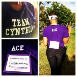 #picstitch #purplestride #la #pancreatic #cancer #teamcynthia In memory of mom…we got this!!! @jewels14333 so great to see you! @eastbeast4 @1andonlyjoaquia @soulmusak @sosofefe