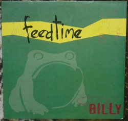 Feedtime - Billy.  This record sounds incredible.