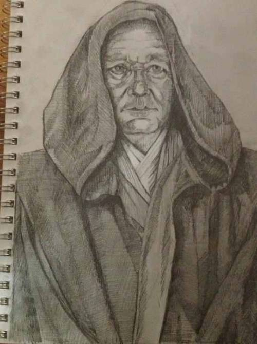thedancerofadiscordantsystem:  mc chris drew Bill Murray as a sith lord!