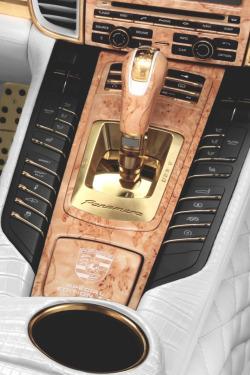 drugera:  Porsche Panamera Stingray