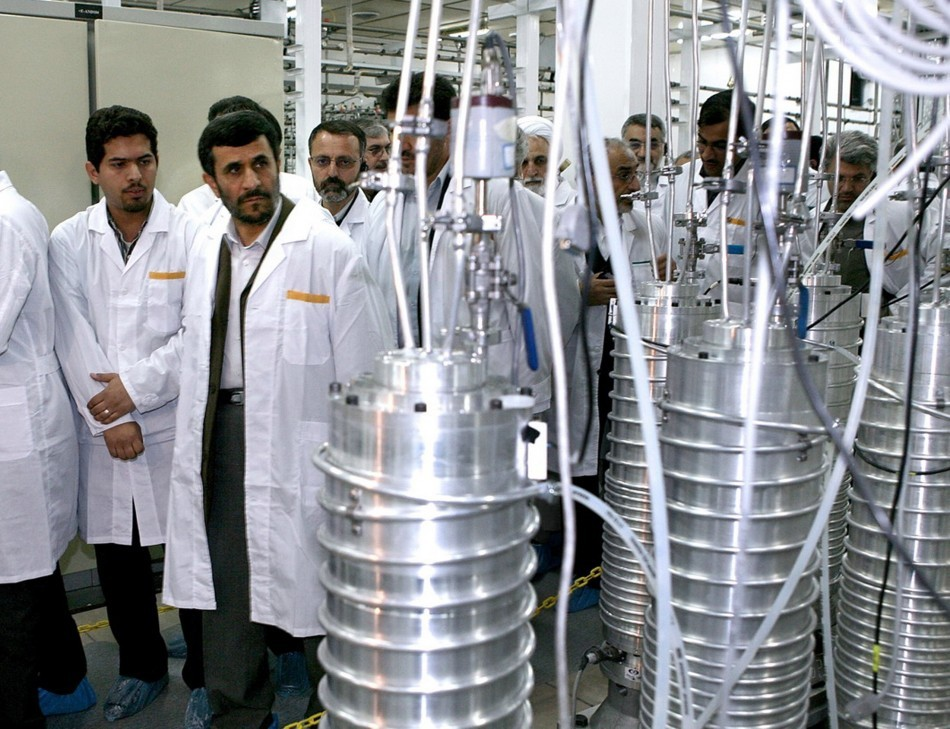 Iran Confirms Building 3,000 Advanced Centrifuges for Uranium Enrichment http://www.ibtimes.co.uk/articles/441725/20130304/iran-nuclear-programme-centrifuges-natanz-tehran-israel.htm