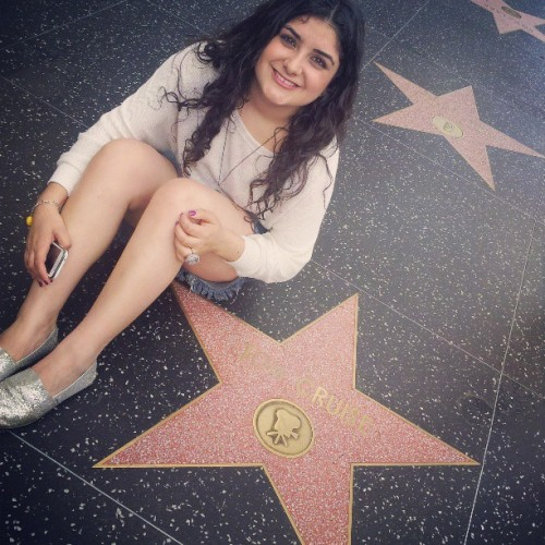 Hollywood!! #TomCruise #HallOfFame #Me #Fun #LA #Vacations