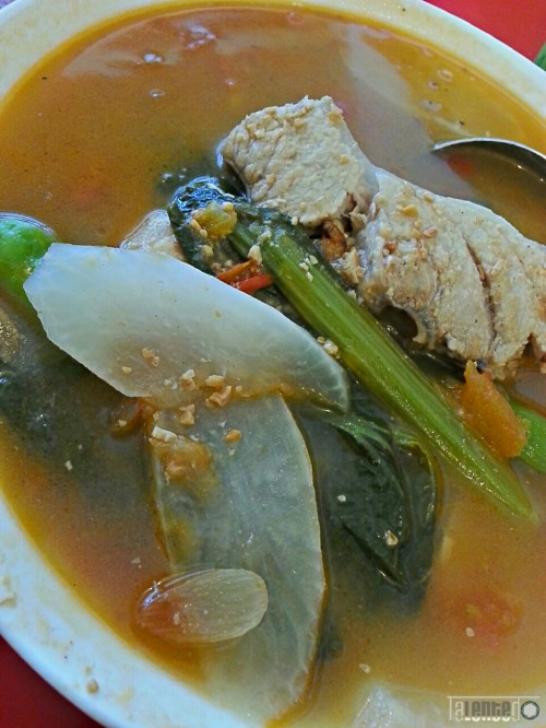Sinigang sa Misu: Tuna belly