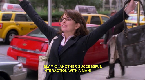 GPOY, just like every other picture of Liz Lemon ever.