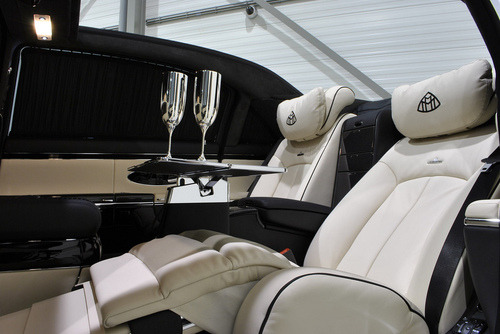 mistergoodlife:  Maybach - luxury at it's finest!