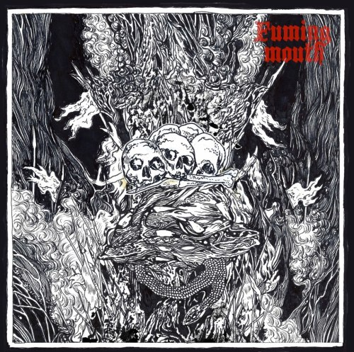 "halifaxcollect:  Introducing Fuming Mouth: In which a death metal poser gets a crowbar in the face in broad Sunlight ""Nowadays, whether it be death metal, black metal, etc., bands try to ""stay kvvlt"" or overcompensate trying to stay true to the genre's roots. Fuck that"" Interview / music HERE"